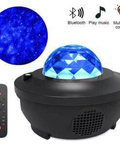 Starry Sky Galaxy Projector Appliances Home Decor New Arrivals